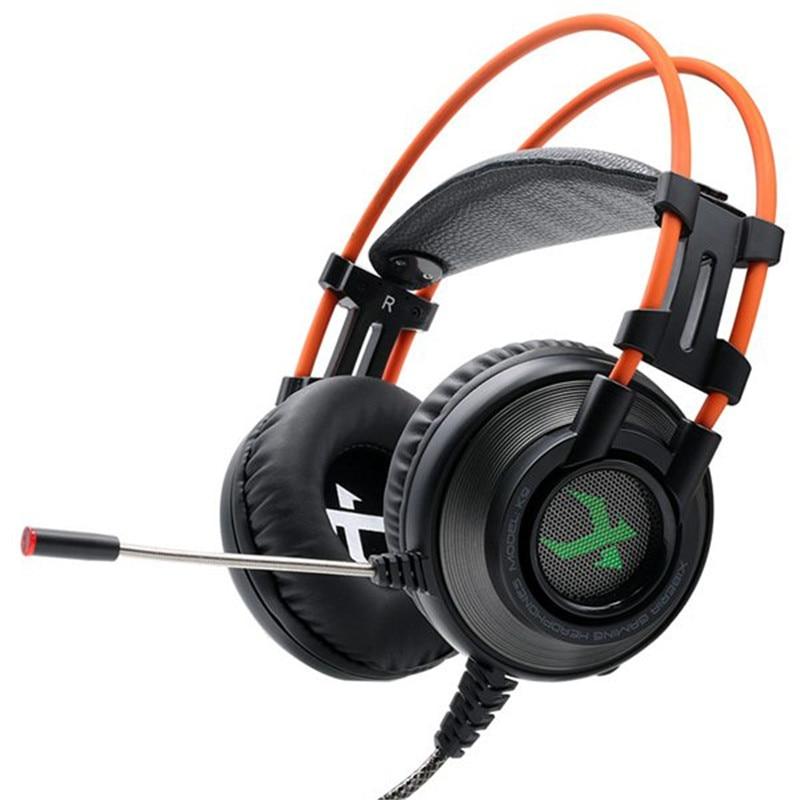 XIBERIA K9 7.1 Vibration USB Gaming Headset Headphones Deep