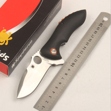 Hot selling C187 58HRC 9CR18MOV Blade G10 Handle Folding Knife Camping Hunting Survival Tactical Military  Knives Multi tools