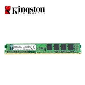 Image 1 - Kingston pulpit pamięci RAM ddr3 8GB 1600MHZ RAM DDR3 16GB = 2 sztuk * 8G 8GB PC3 12800 pamięć stacjonarna pamięci RAM DIMM