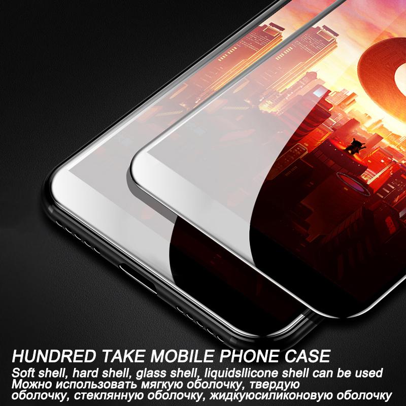 6D en vidrio para Xiaomi 9