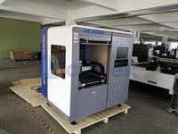 High Precision 6040 1390 Fiber Laser Cutter Metal Jewelry Fiber Laser Cutting Machine With Raycus Germany