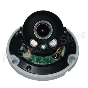 Image 5 - Dahua IPC HDBW4631R ZS 6MP IP מצלמה CCTV POE ממונע 2.7 ~ 13.5mm פוקוס זום H.265 50M IR MSX SD כרטיס חריץ רשת מצלמה IK10