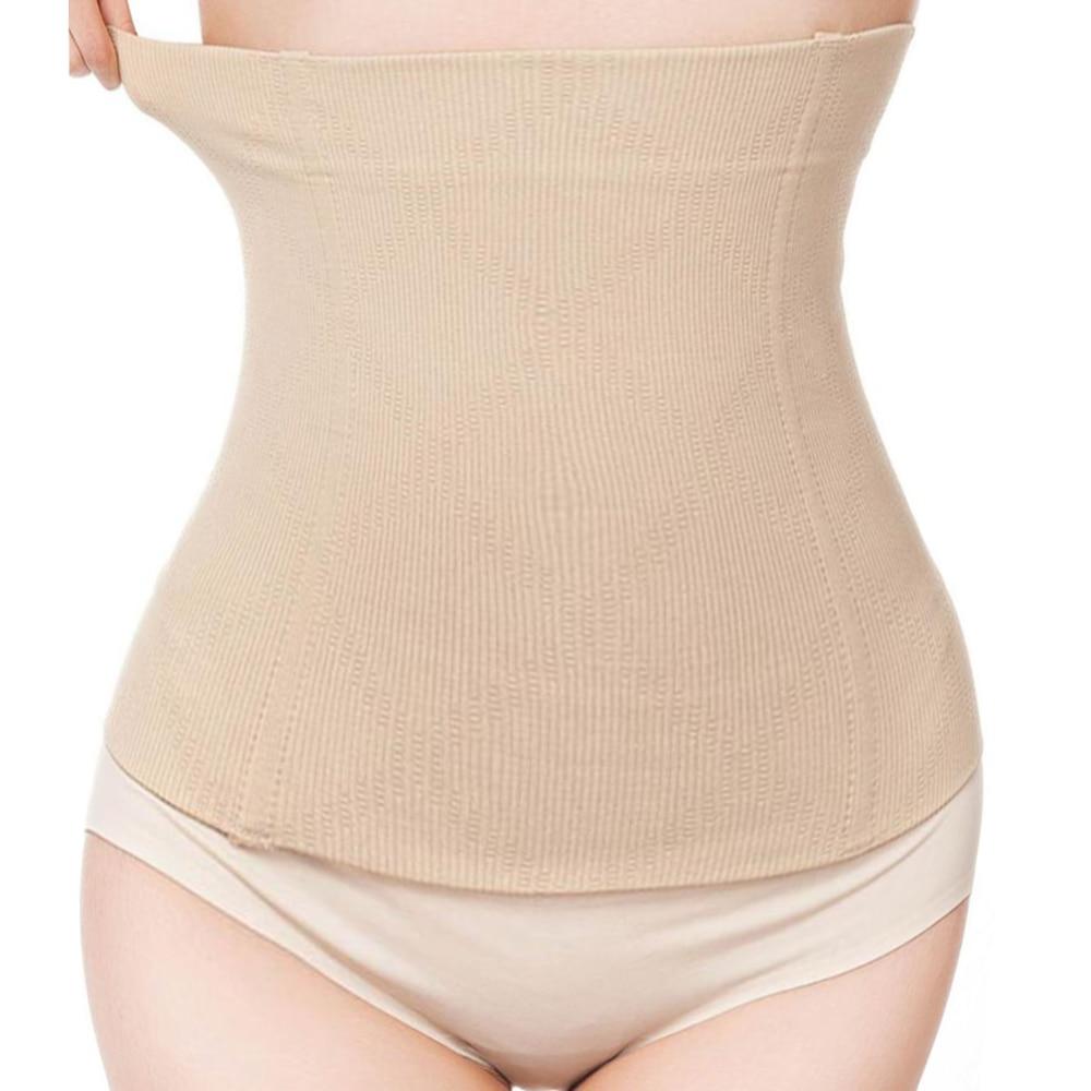 Postpartum Belly Band Belt Binding Weight Loss Body Wrap Tummy Shaping Underwear Panciera ceinture post-partum bande de ventre