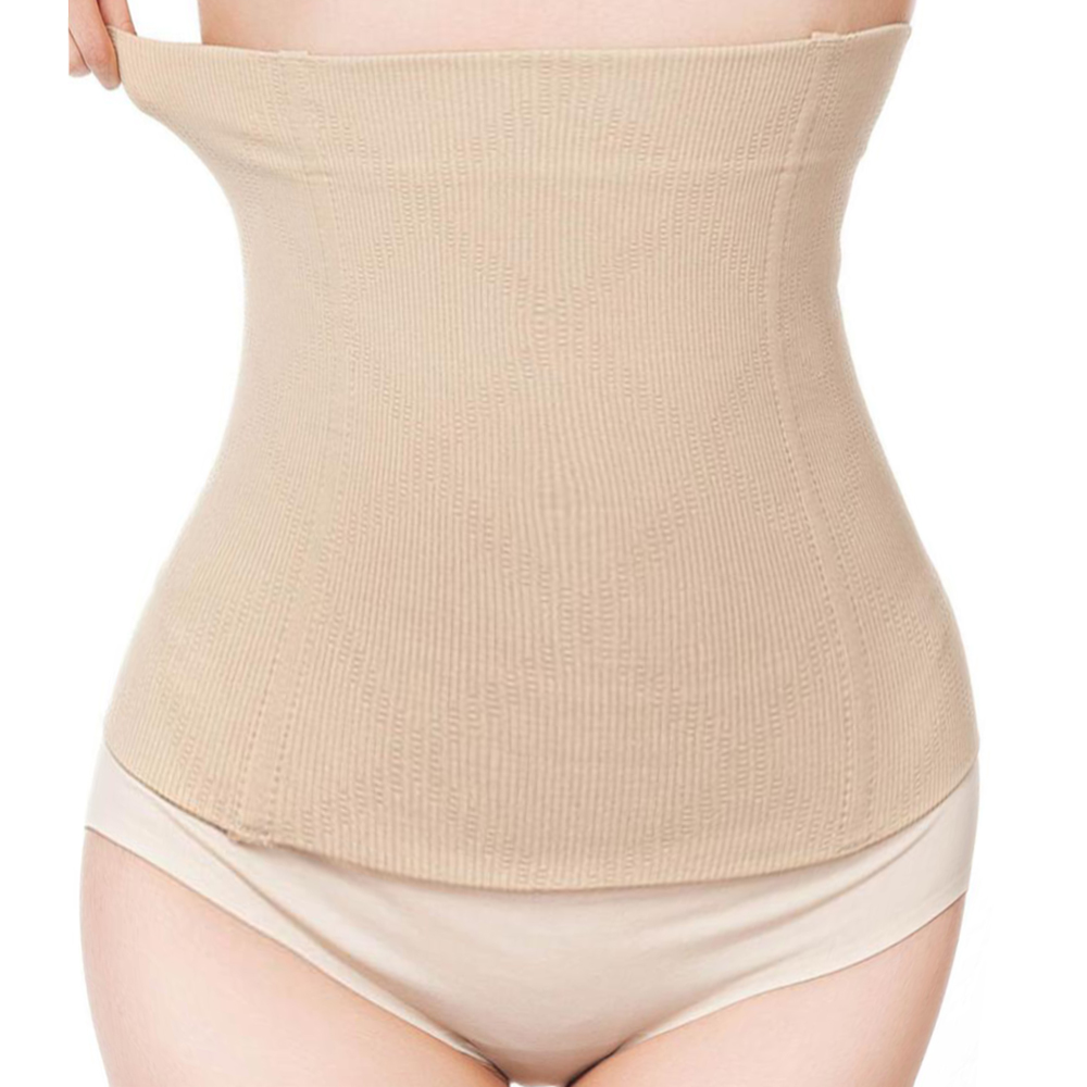 Postpartum Belly Band Belt Binding Weight Loss Body Wrap ...