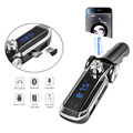 Gakaki 2018 New Bluetooth V3.0 Auto Car Kit FM Transmitter Wireless Handsfree Car Mp3 Music Player