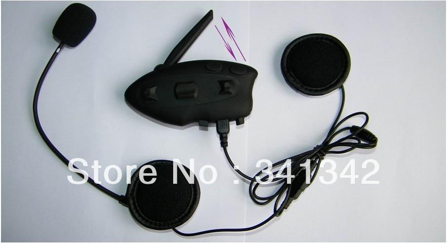 ФОТО hot selling Motocycle Bluetooth Helmet  Headset up to 100m