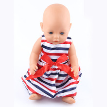 The new 2016doll clothes Wear fit 43cm Baby Born zapf Children best Birthday Gift(only sell clothes)m18