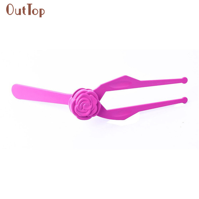 OutTop 1PC Professional Miniature Training Permanent Makeup Eyebrows Forming Mold Eyebrows Pretty Eyebrow Stencils 4