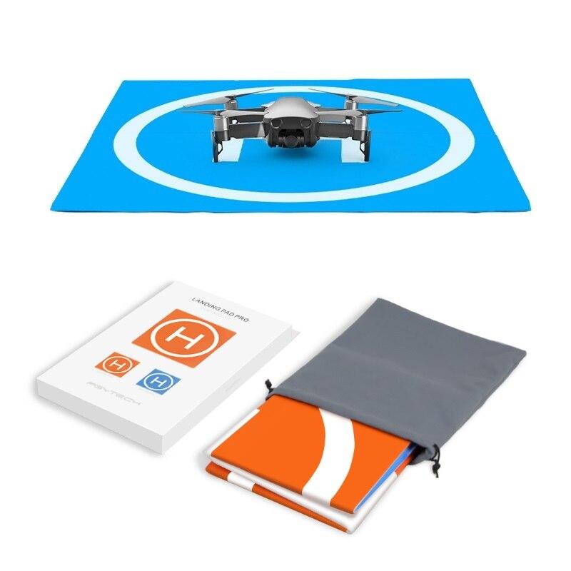 PGYTECH Portable Foldable Landing Pad For DJI Mavic Air&Pro /Spark/Phantom/Xiaomi Drone Quadcopter parts drone Accessories