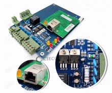Free shipping single door access control panel with TCP/IP and Web access control board motherboard network control system CE