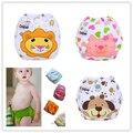 Pañal de Tela lavable Del Pañal Del Bebé Cubierta Del Pañal Reutilizable Lavable Bebé Pañal de Tela de Bolsillo Del Abrigo 5284
