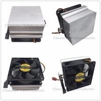 1 PZ Dissipatore di Calore In Alluminio Ventola di Raffreddamento 12 V 20 W 50 W 100 W LED Ad Alta Potenza chip Led luce