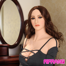 Rifrano 165 cm New sex doll realistic full body silicone adult sex doll for male,lifelike love dolls oral/vagina/anal sex toys