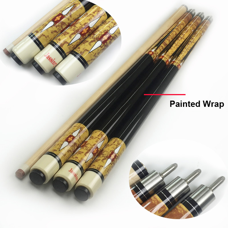 2018 Uni loc Joint billiard cues 13mm Maple wood Pool cue sticks free shipping Nine ball