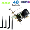 Laptop Wireless Network Card adapter PCI-e to 3G bluetooth 4.0 WIFI BCM94360CD / BCM94331CD module for macbook Pro/Air