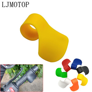 New Motorcycle Throttle Assist Booster Wrist Rest Cruise Control grips For Honda MSX 125 CB650R CB125R XADV X ADV 750 X11 ST1300(China)
