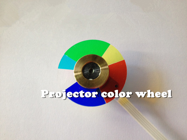 Brand new projector color wheel  for Optoma projector HD66