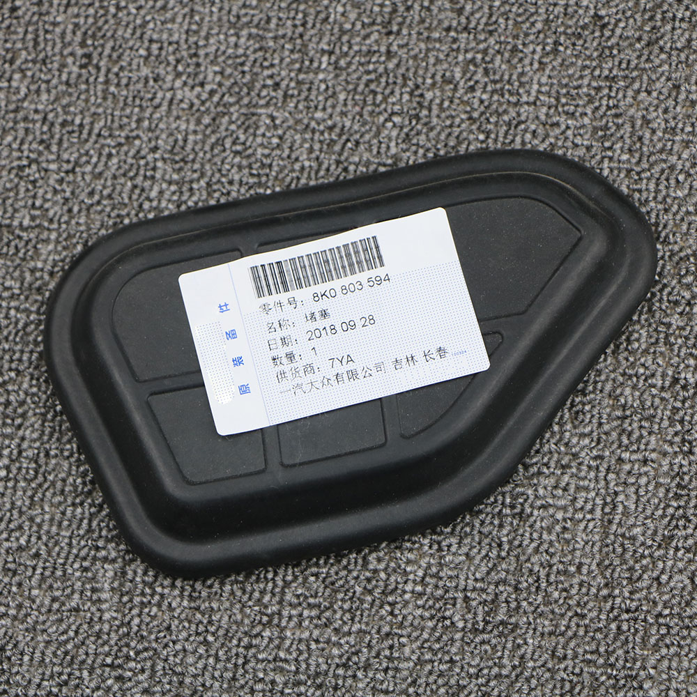 8K0803594 Right Front wheel plugging cap dust cover for Audi A4 B8 2009 2015 S4 2008 2016 A5 2010 2017 S5 RS5 in Bumpers from Automobiles Motorcycles