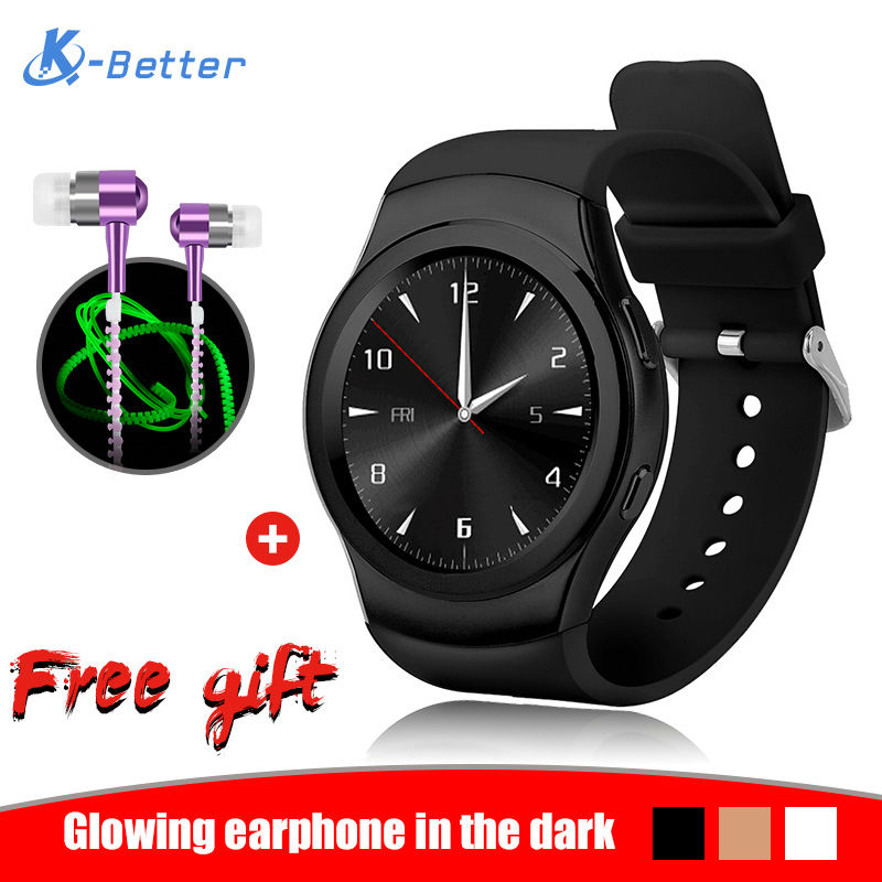 2016 Sale Direct Selling On Wrist font b Smartwatch b font 3g Smart Clock Support Bluetooth