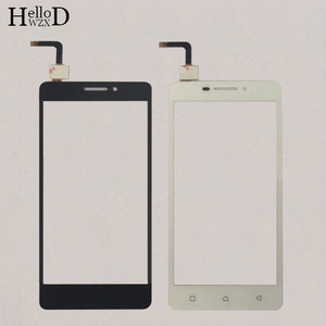 Image 2 - Touchscreen Touch Digitizer Panel Sensor For Lenovo Vibe P1M a40 P1ma40 P1mc50 Touch Screen Front Glass TouchPad Protector Film