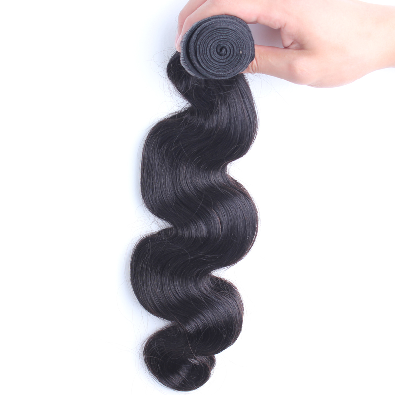 Silk Base Frontal With Bundles Brazilian Body Wave 4 Bundles Human Hair And 13x4 Pre Plucked Lace Frontal Remy Hair CARA