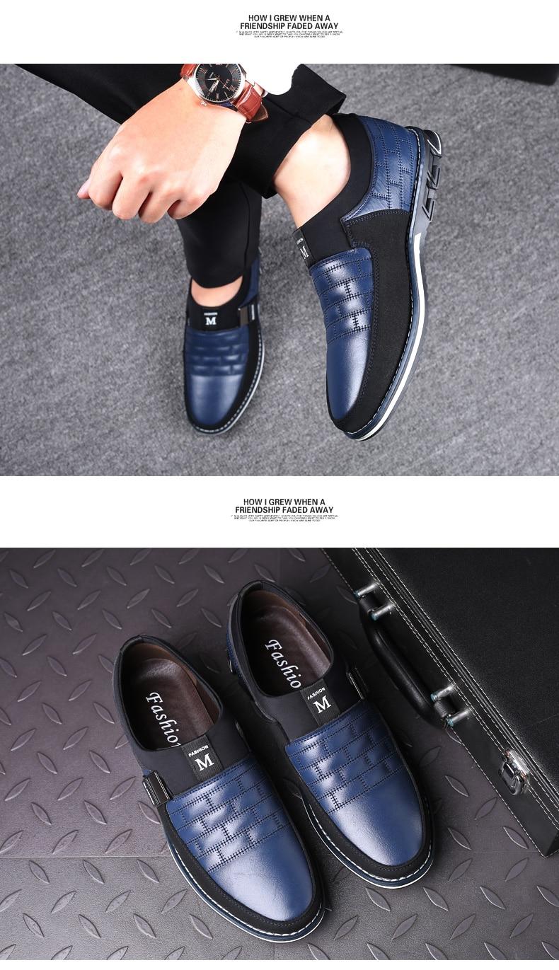 HTB1 MaFa.T1gK0jSZFhq6yAtVXa4 ZUNYU New Big Size 38-48 Oxfords Leather Men Shoes Fashion Casual Slip On Formal Business Wedding Dress Shoes