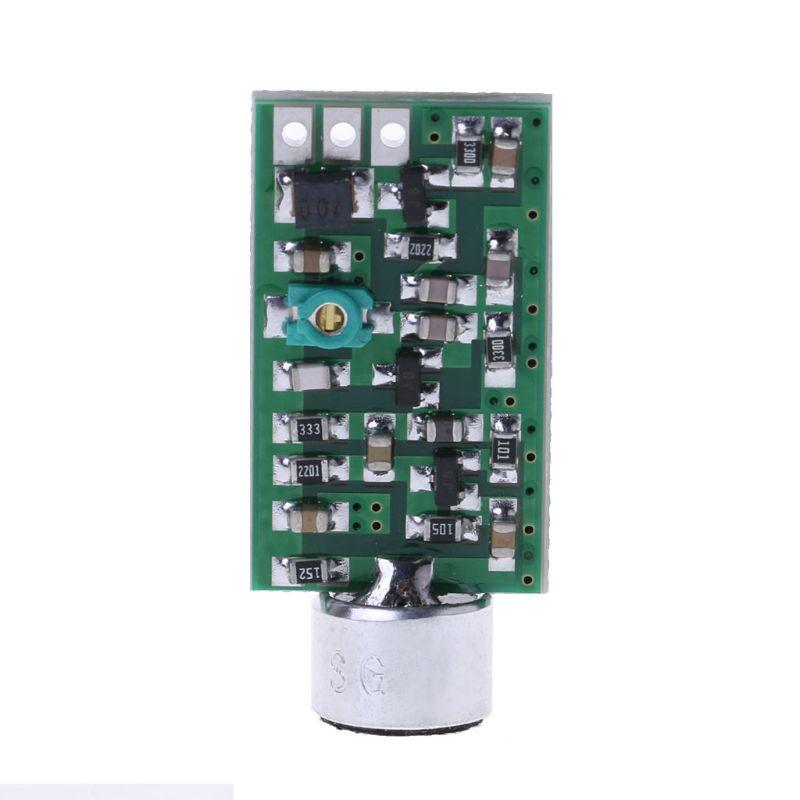 Mini 88-108MHz FM Transmitter Module Wireless Microphone Dictagraph Interceptor