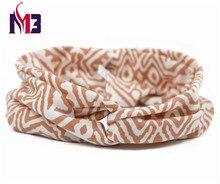 цена на New Fashion Women Twist Headband Ladies Hair Band Hoop Stretch Knitted Paisley Striped Headband for Women Hair Accessories