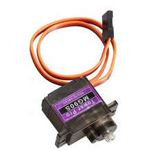 Tower Pro MG90S Metal Geared Micro Servo for RC Helicopter Airplane Car Boat