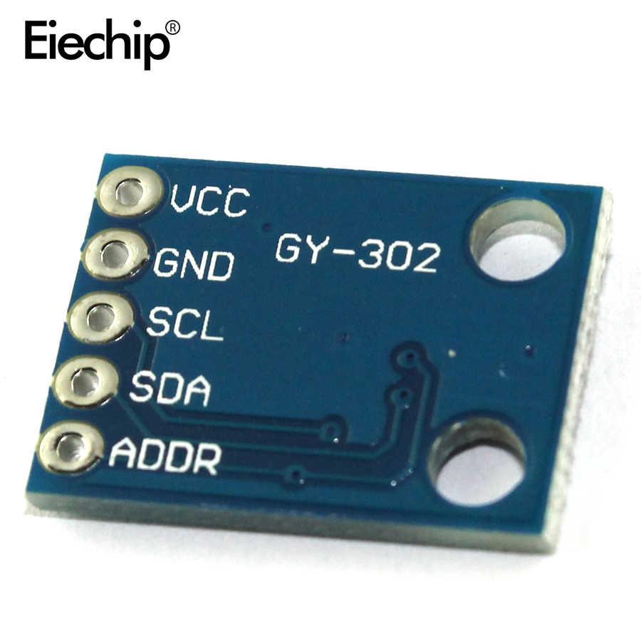 GY-302 BH1750 BH1750FVI arduino için ışık sensörü modül lamba yoğunluğu aydınlatma modülü arduino sensörü kiti için 3 V-5 V