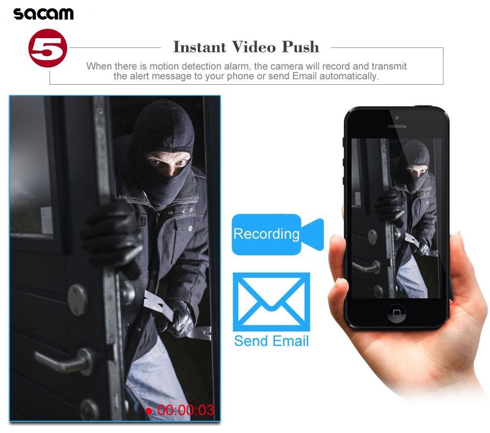 wifi security camera kit