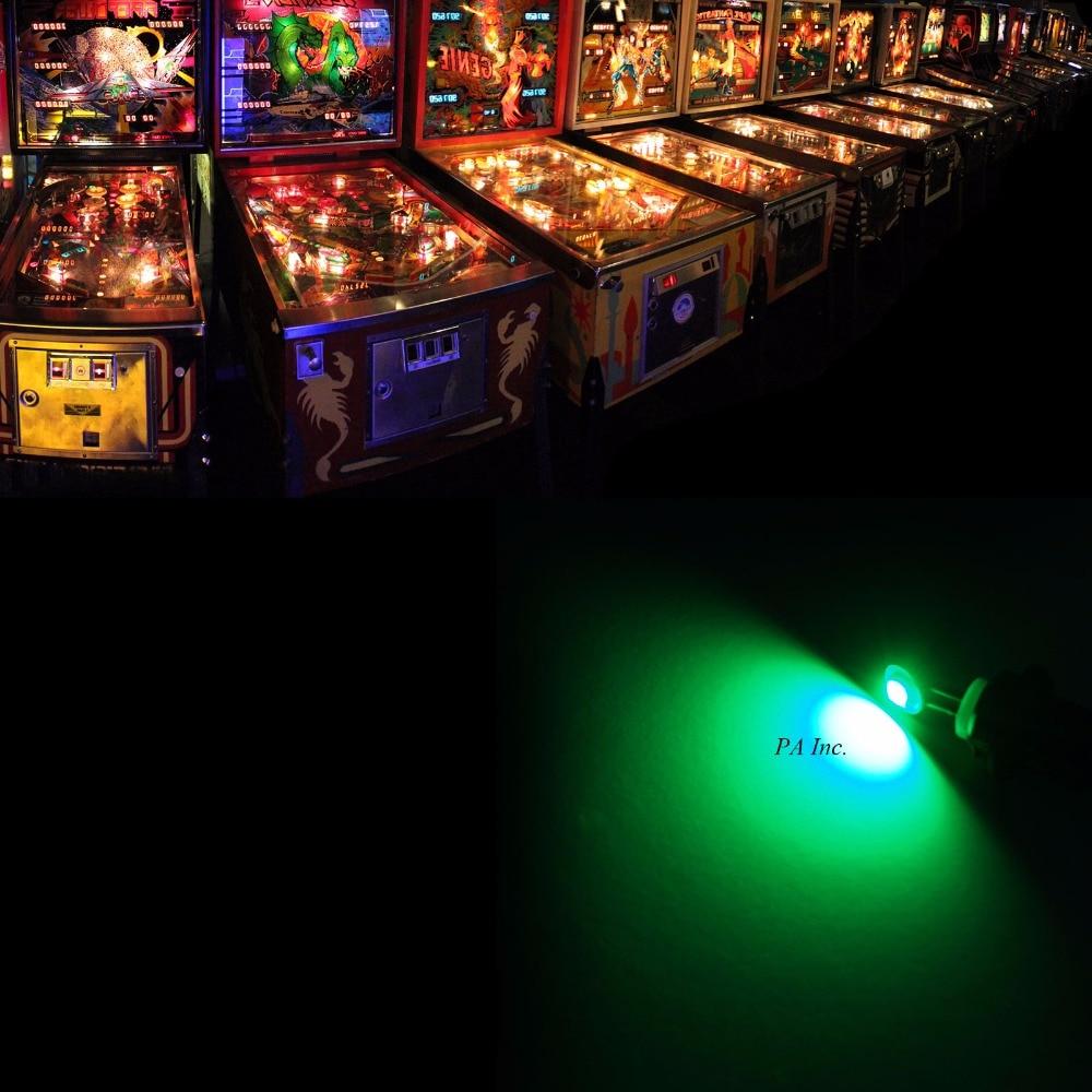 PA LED 10PCS x langırt maşın 1 LED 5050 - Avtomobil işıqları - Fotoqrafiya 2