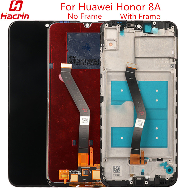 LCD Screen for Huawei Honor 8A LCD Display+Touch Screen No Dead Pixel lcd screen for Huawei Y6 2019/Y6 Prime 2019/Y6 Pro 2019(China)