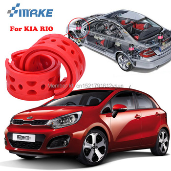 SmRKE Per KIA RIO Alta Qualità Anteriore/Paraurti Posteriore Car Auto Shock Absorber Spring Power Cushion Buffer