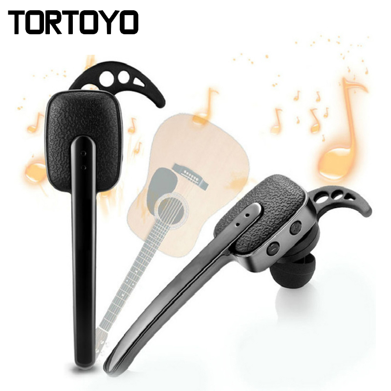 New Guitar shape R9030 Bluetooth Stereo Earphone in-ear Long Standby Headset Headphone With Microphone Earbuds for Smartphones