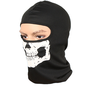 Image 2 - Cycling Ski Mask Balaclava Skull Outdoor Sports Bike Bicycle Skateboard Motorcycle Ghost Riding Hat Protect Full Face Mask