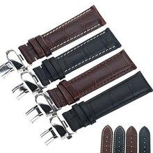 ISUNZUN Watch Straps For Mido Universal Genuine leather Watch Band 18/19/20/21/22mm Bracelet Watche Accessories Watchbands все цены