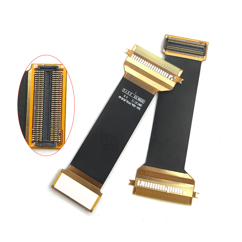 New Main Board Motherboard Compatible For SAMSUNG D888 D880 LCD Display Connector Flex Cable Replacement Parts
