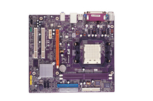 original motherboard for ECS GeForce6100SM-M Socket AM2 DDR2 NF6100-405 Desktop motherboard Free shipping