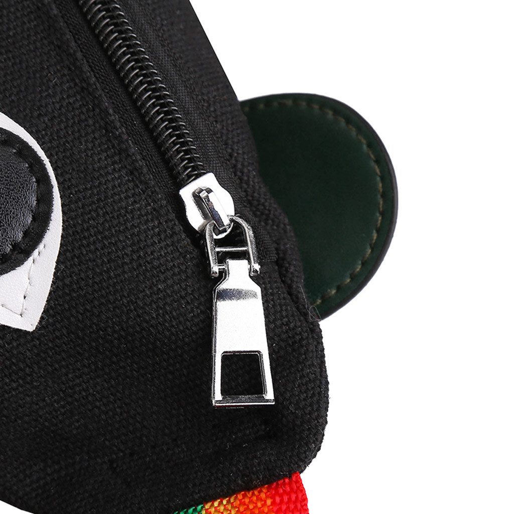 The Rainbow Dog Waist Bag