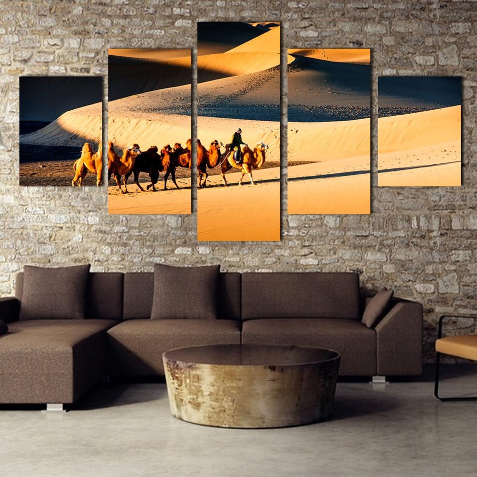 2017 fashion cheap modern home decor canvas painting large view picture hanging painting for home decoration - Decoration Maison Moderne Pascher