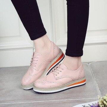 3 Brock Zapatos Inglaterra 2 Mujer 6 De 2018 4 1 5 Planos Nuevos Fondo Ocasionales qPwZYY