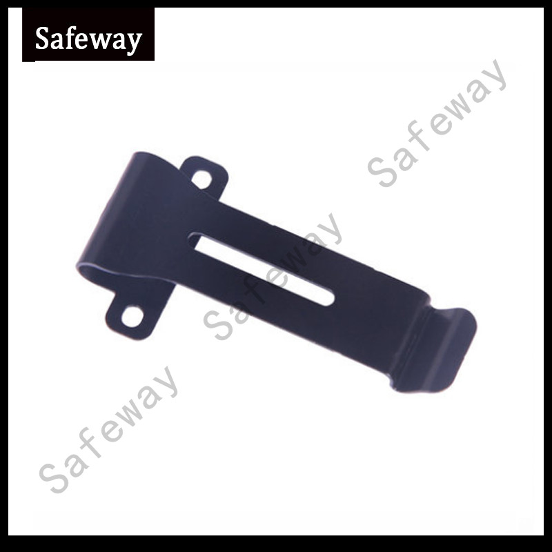5 Pcs/lot Original Belt Clip For Baofeng BF-666S BF-777S BF-888S Two Way Radio Accessories Free Shipping