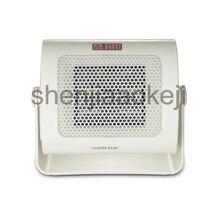 Бытовой термостат мини-Электрический нагреватель теплый воздух Воздуходувы тепловентилятор паровой нагреватель электрический теплее 220v500w1pc