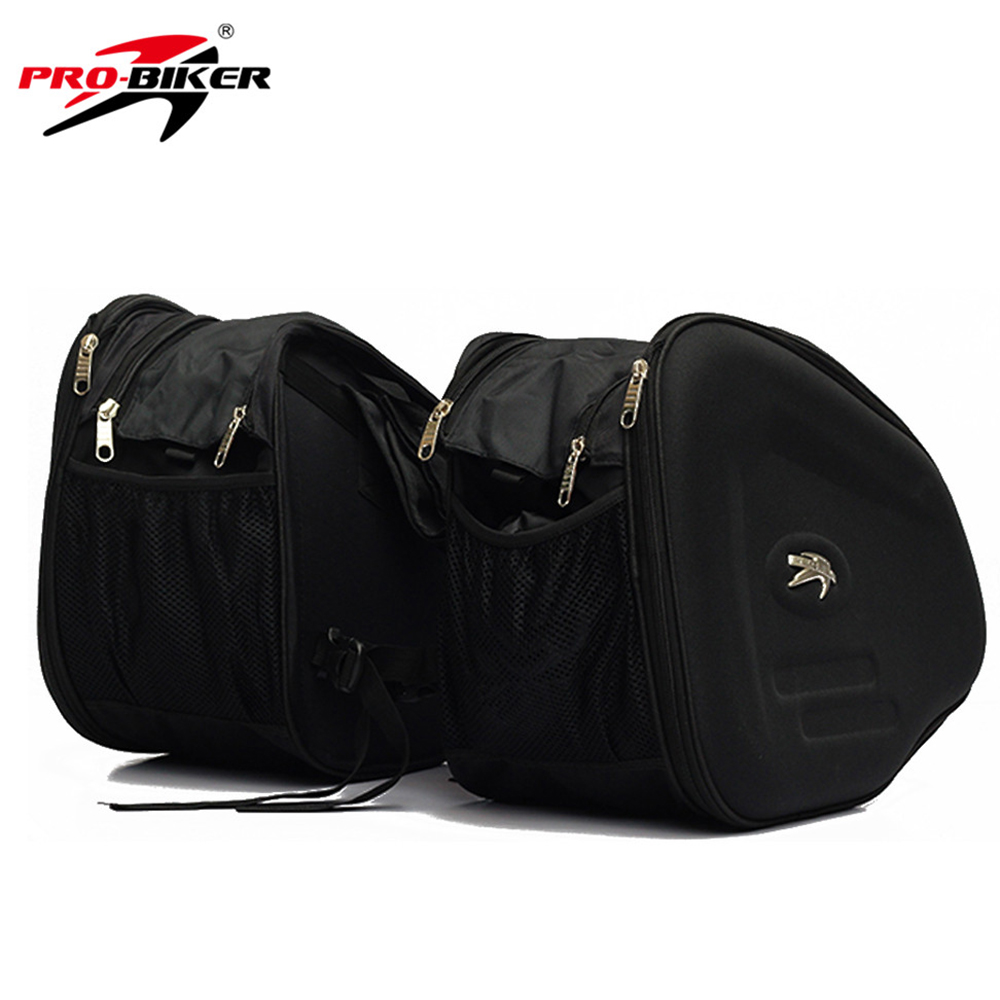 PRO-BIKER Motorcycle Racing Tool Tail Bags Multifunction Riding Travel Luggage Motorcycle Tank Bag Bicycle Side Casual Bags duhan motorcycle waterproof saddle bags riding travel luggage moto racing tool tail bags black multifunction side bag 1 pair