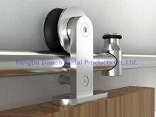 Dimon customized SUS 304 sliding door hardware wood sliding door hardware America style sliding door hardware DM-SDS 7101