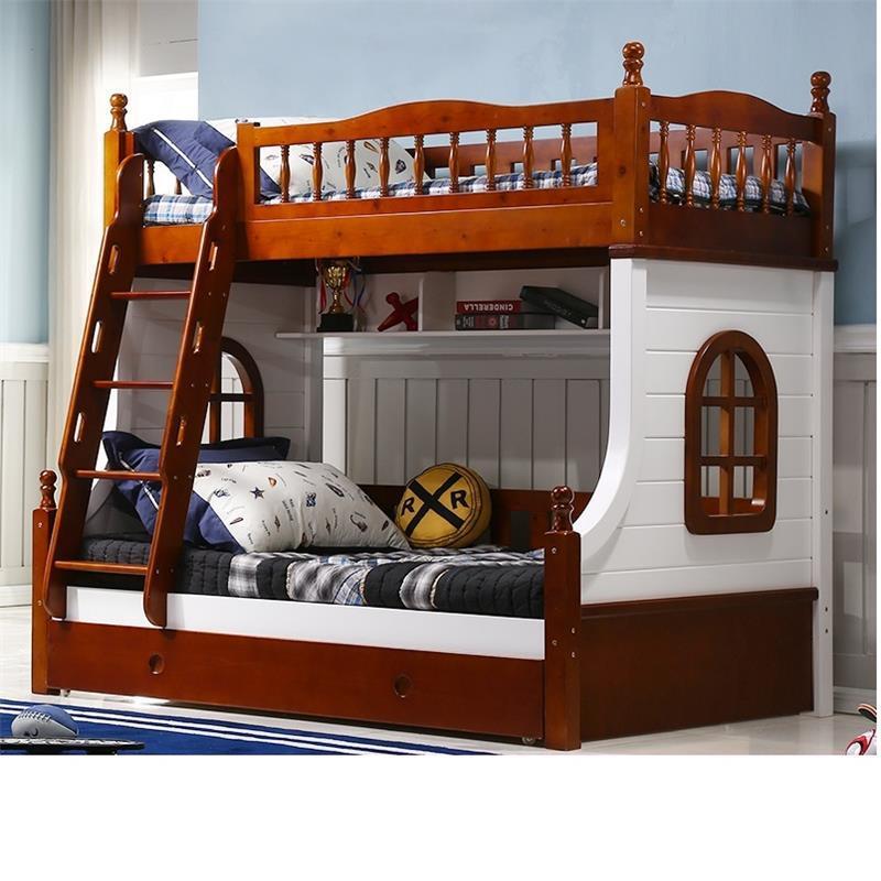 Mobili per la casa single lit enfant quarto letto a castello mueble ...