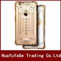 Телефон Шкафы металлические Оболочки Прохладный Металлический Алюминий Задняя Крышка IRONMAN защиты случае для iPhone 5 5S SE 6 6 S Плюс 6 Плюс iPhone7 7 Плюс