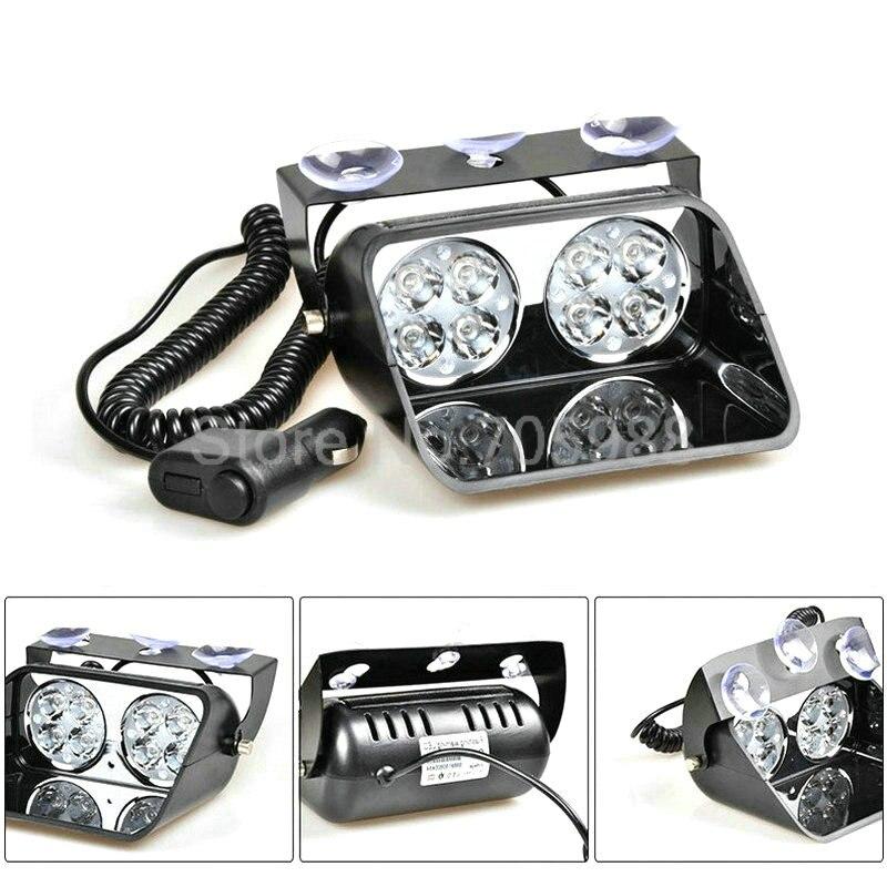 8 світлодіодних світлодіодних - Автомобільні фари - фото 2