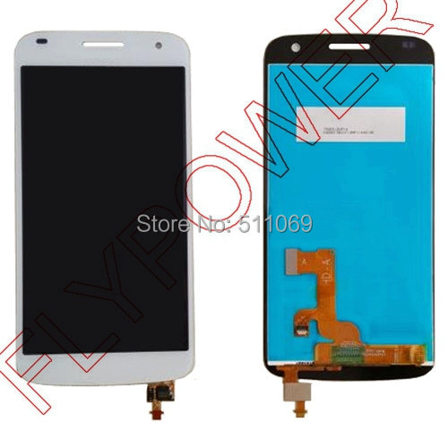 ФОТО For Huawei Ascend G7 G7-TL00 LCD Screen Display with Touch Digitizer Assembly free shipping;New Original;White;100% warranty